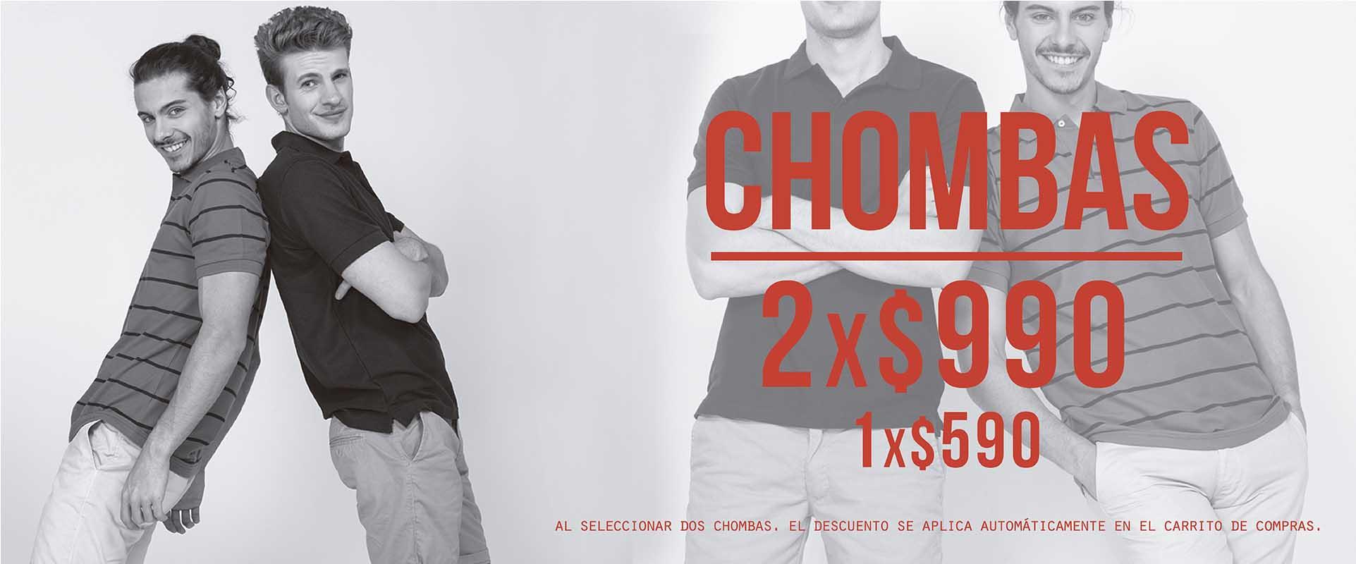 Chombas