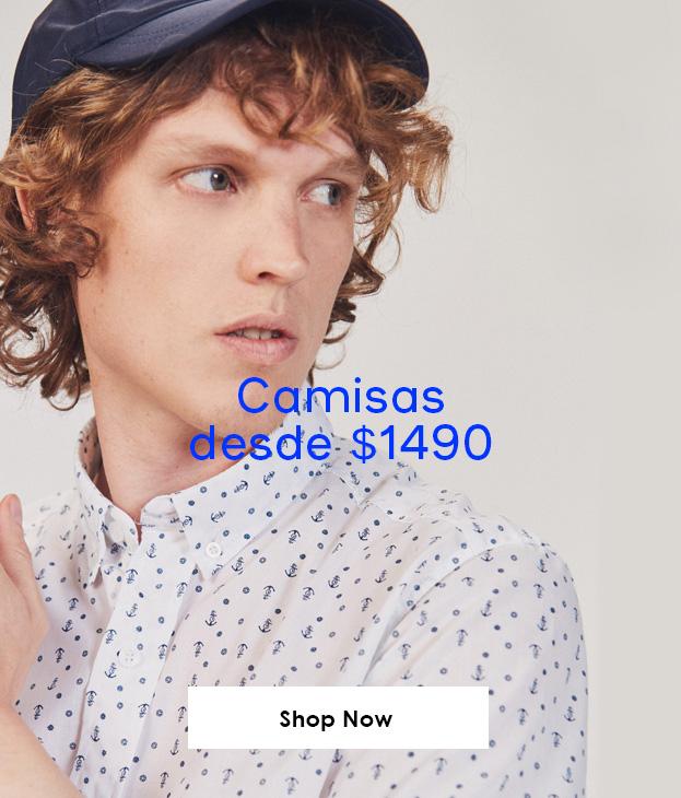 Camisas SS20