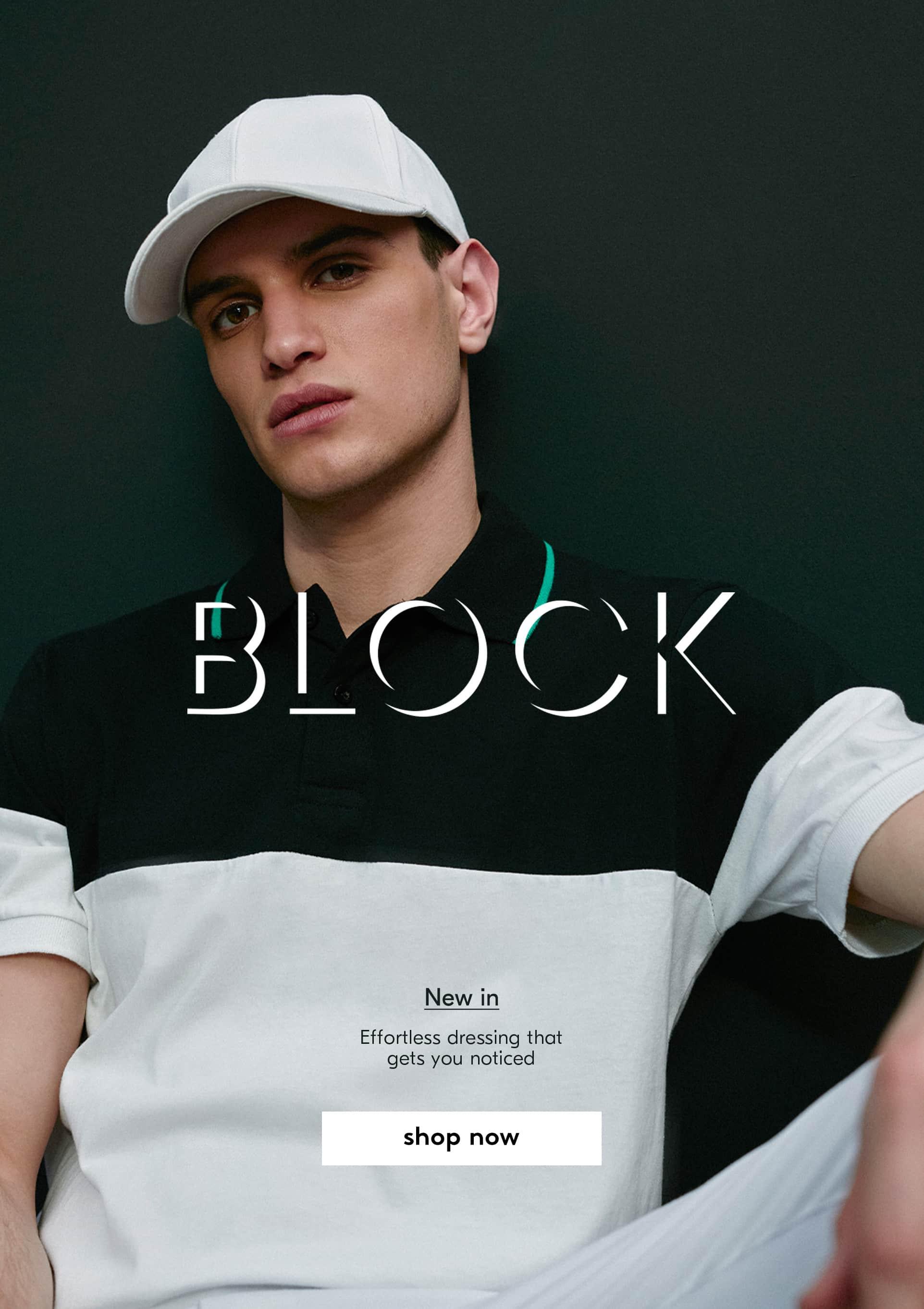 BLOCK - NEW IN