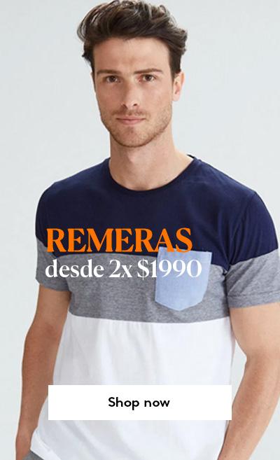REMERAS