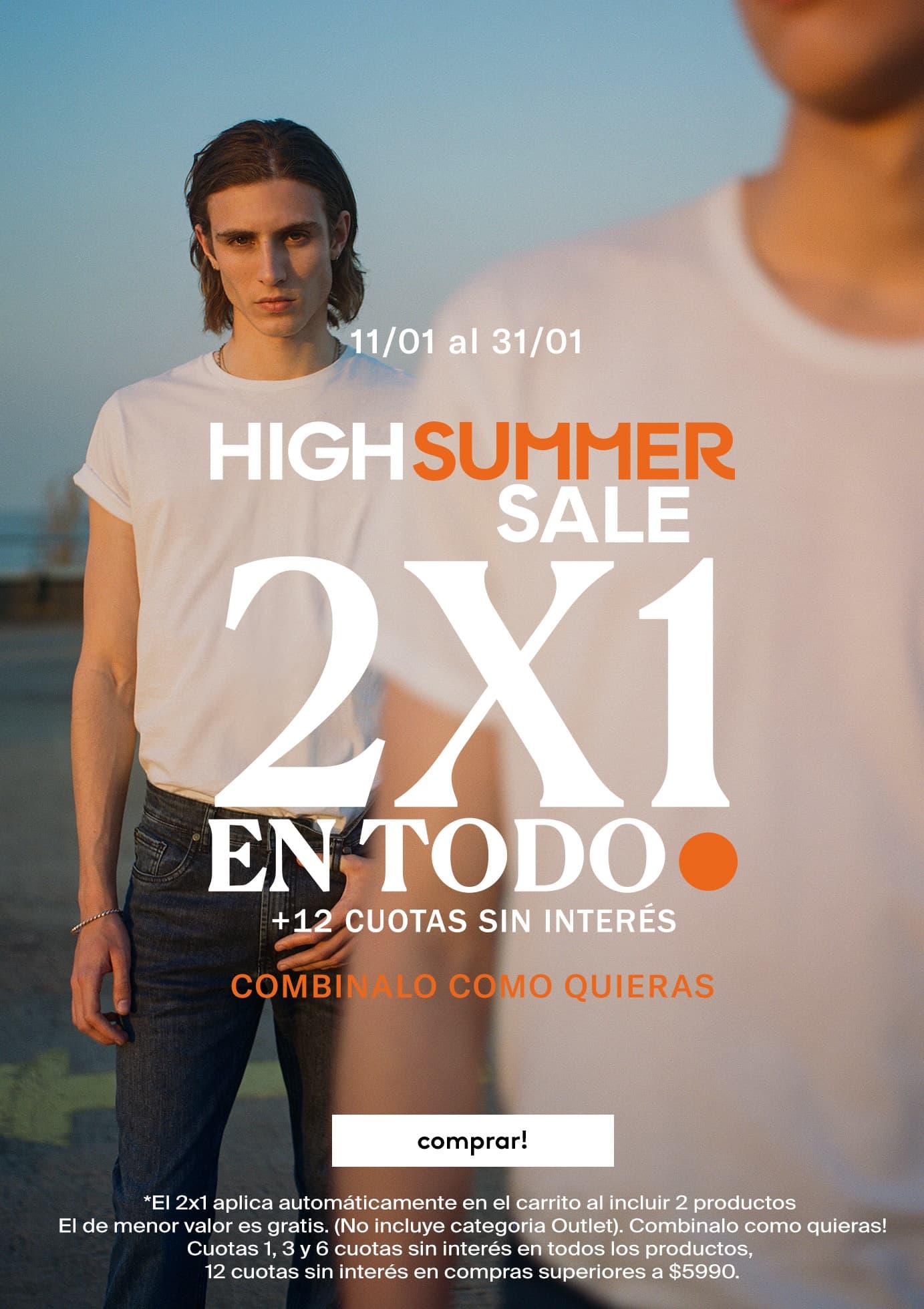 HIGH SUMMER SALE